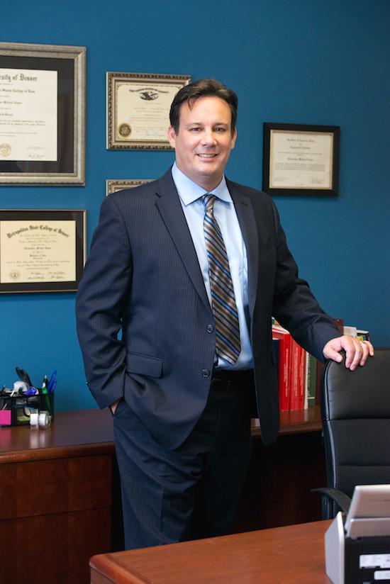 Attorney Chris Taylor